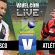 Resultado Vasco da Gama x Atlético-GO na Série B (2-0)