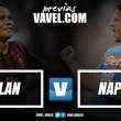 Milan e Napoli fazem clássico na luta pela Champions League