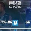 Resultado Atlético-MG x URT ao vivo hoje no Campeonato Mineiro 2017 (2-0)