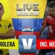 Resumen Alianza Petrolera vs Medellín en Liga Águila 2017 (1-2)