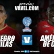 Rionegro vs América EN VIVO en tiempo real por la Copa Águila 2017