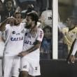 Com gol de Vecchio, Santos bate Chapecoense na Vila