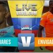 Jaguares derrotó con suficiencia a Envigado (2-0)