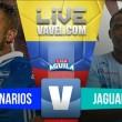 Millonarios vs Jaguares en vivo y en directo por la Liga Águila 2017- II (1- 0)