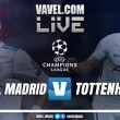 Real Madrid x Tottenham ao vivo online na Uefa Champions League 2017 (0-0)