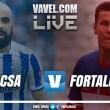 Jogo CSA x Fortaleza ao vivo online no Campeonato Brasileiro Série C 2017 (0-0)