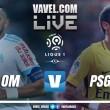 Jogo Olympique de Marseille x PSG AO VIVO hoje pelo Campeonato Francês