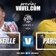 Embalado, Marseille recebe líder PSG tentando derrubar invencibilidade do rival