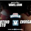 Previa Deportivo Pasto vs Envigado: primer paso hacia la Sudamericana