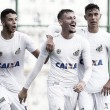 Mais eficiente, Santos bate Atlético-PR nas oitavas da Copa São Paulo de Futebol Júnior
