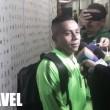 """Vladimir Hernández: """"Estos dos partidos he entrado bien, pero lo importante es ayudar al equipo"""""""