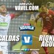 Previa Once Caldas vs Rionegro: en su casa, el 'blanco-blanco' no quiere dar ventaja