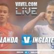 Resumen Inglaterra 1 vs Holanda 0 en vivo y en directo online, Amistoso 2018
