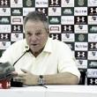 Abel festeja classificação do Fluminense e invencibilidade em clássicos