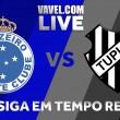 Jogo Cruzeiro x Tupi AO VIVO online pelasemifinal do Campeonato Mineiro (0-0)
