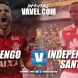 Con un cuerpo técnico encargado, Santa Fe se mide ante Flamengo en el mítico Maracaná