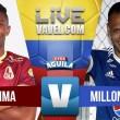 Tolima vs Millonarios