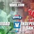 Ante Equidad, Santa Fe busca seguir vivo en la liga