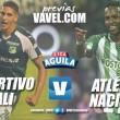 Previa Cali vs. Nacional: Lucha de verdes en cuartos de final