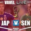 Japão x Senegal AO VIVO online pela Copa do Mundo 2018 (0-0)
