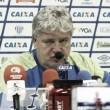 """Geninho critica vaias da torcida do Avaí após empate sem gols em casa: """"Afeta o rendimento"""""""
