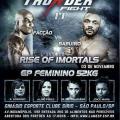 Divulgação/Thunder Fight