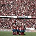 Independiente Medellín ajusta un año sin perder de local por Liga