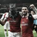 Aubameyang marca dois, Arsenal reverte vantagem do Rennes e se classifica na Europa League