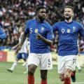 França goleia Islândia no Stade de France e lidera Grupo H das Eliminatórias para a Euro 2020
