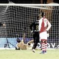 Independiente Santa Fe cayó derrotado ante el Once Caldas y agudizó su crisis