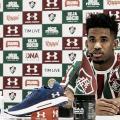 "Ewandro sobre acerto com o Fluminense: ""Era a hora de voltar ao Brasil"""
