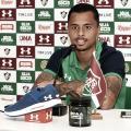 "Com contrato se encerrando, Allan manifesta desejo de renovar com Fluminense: ""Quero ficar"""