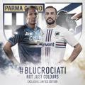 Em homenagem a amizade de torcidas, Parma e Sampdoria vão usar camisa um do outro