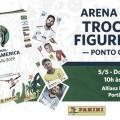 Allianz Parque e Panini se unem para troca de figurinhas com grandes nomes do Palmeiras