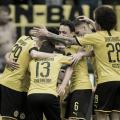 Dortmund bate Düsseldorf e título da Bundesliga será decidido na última rodada