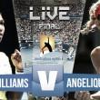 Resultado Serena Williams vs Angelique Kerber en la final del Open de Australia 2016 (1-2)