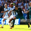 """Danny Williams: West Bromwich Albion win """"emotional"""""""