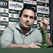Palmeiras acerta renovação de contrato com Alexandre Mattos por duas temporadas