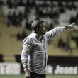 Apesar de derrota, Luiz Carlos Winck não avalia Criciúma de modo negativo