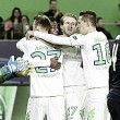 VfL Wolfsburg 2-0 Real Madrid: Wolves stun Real to take a lead to the Bernabeu