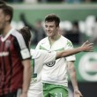 VfL Wolfsburg 2-0 FC Ingolstadt 04: Workmanlike Wolfsburg take advantage of sloppy Schanzer