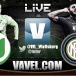 Resultado Wolfsburgo vs Inter de Milán en vivo (3-1)