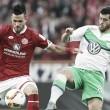 El Wolfsburgo empata sin brillo antes de visitar Madrid