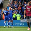 Leicester City 2-0 Wolves: Leicester take advantage of Wolves mistakes for first win