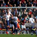 Burnley 2-1 Tottenham Hotspur: Spurs' title challenge dealt a huge blow with defeat to league strugglers