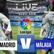 Real Madrid x Málaga ao vivo online pelo Campeonato Espanhol 2016/17