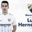 Málaga acerta por três anos e meio com zagueiro Luis Hernández, ex-Leicester