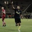 Inter joga mal, mas vence Southampton e embola Grupo K da Europa League