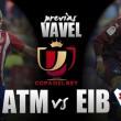 Atlético de Madrid recebe surpreendente Eibar pela ida das quartas da Copa do Rei