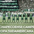 Conmebol declara Chapecoense campeã da Copa Sul-Americana 2016